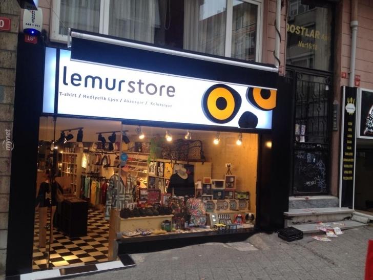 Lemur Store'dan alışveriş yapmak