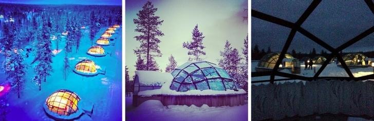 Kakslauttanen, Finlandiya Laponyası