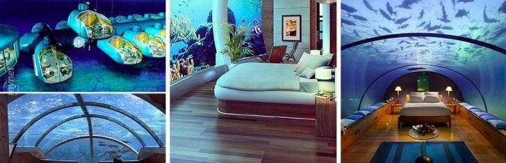 Poseidon Sualtı Resort'u, Fiji