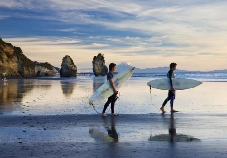 1. Yeni Zelandalılar