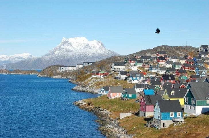 Grönland - Nuuk