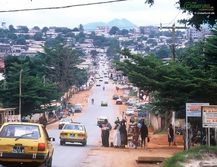 Kamerun - Yaoundé
