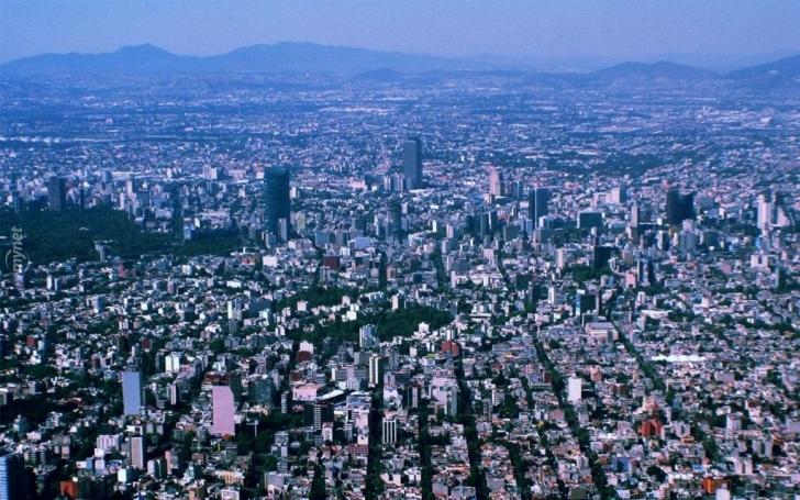 Mexico City - Meksika