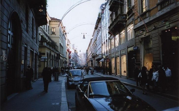 Milan - İtalya