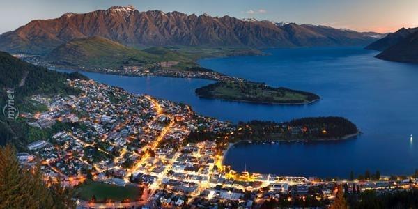 Yeni Zelanda - Wellington