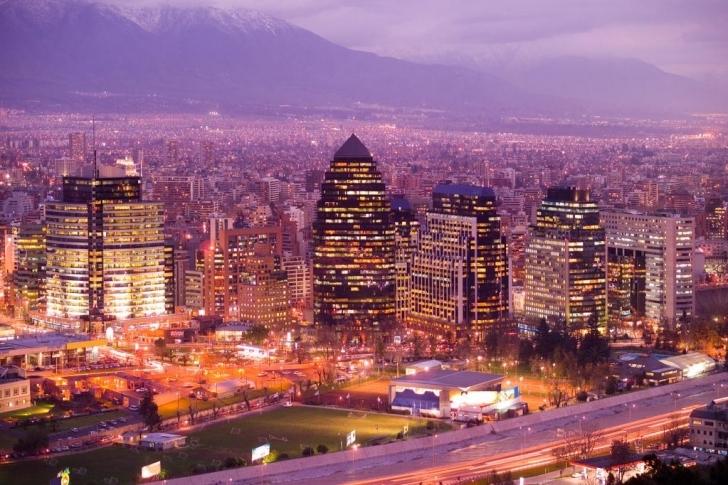 Şili - Santiago