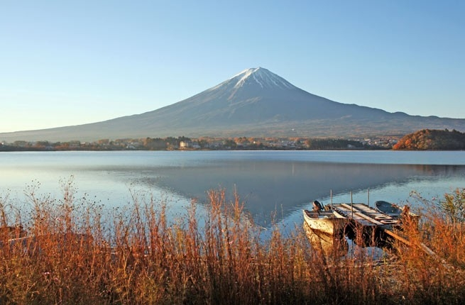 Kavaguchi Gölü