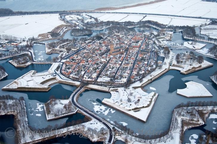5. Naarden, Hollanda