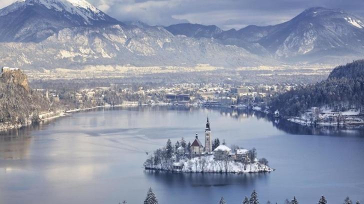 6. Bled, Slovenya