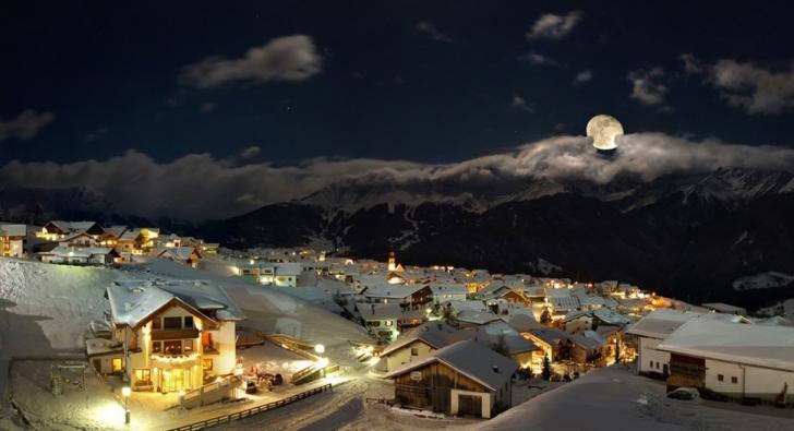 11. Serfaus, Avusturya
