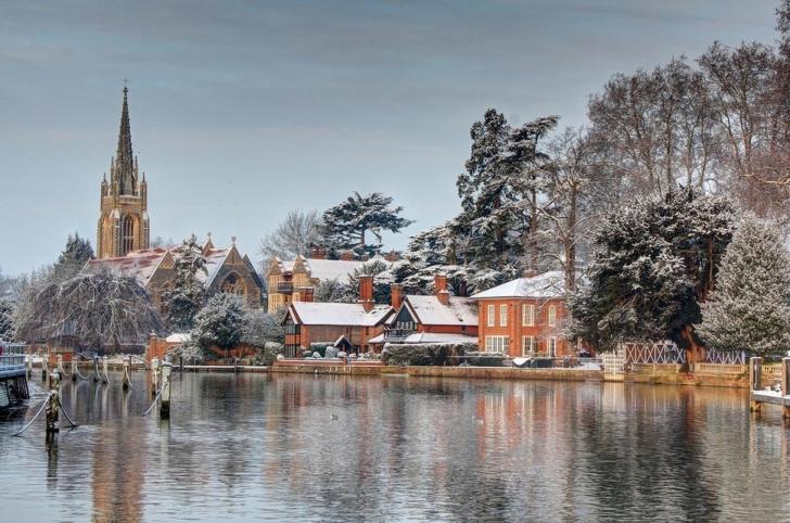 12. Marlow, İngiltere