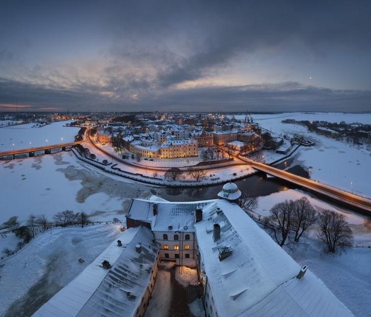 13. Vyborg, Rusya