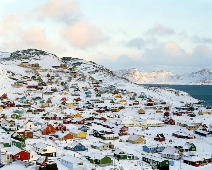 19. Qaqortoq, Grönland
