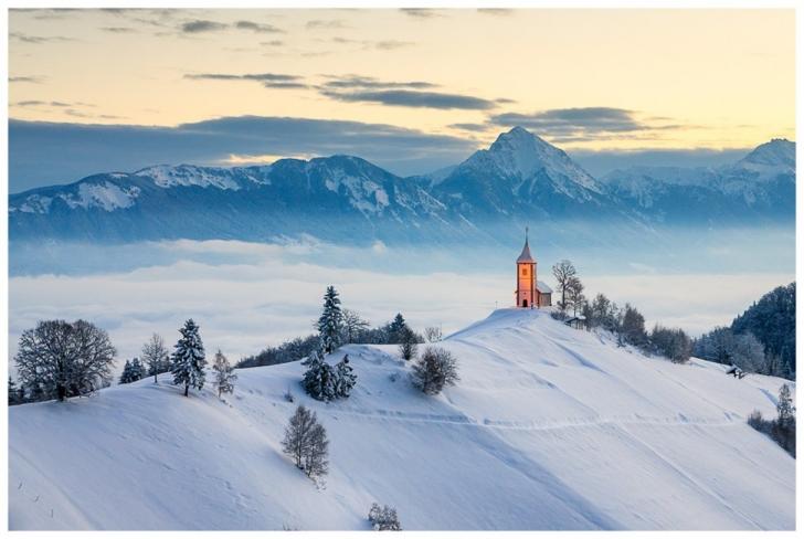 21. Jamnik, Slovenya