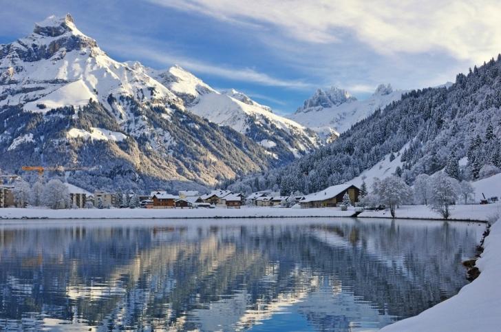 22. Engelberg, İsviçre