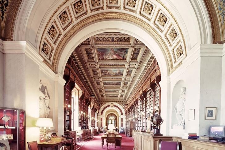 Bibliothèque du Sénat, Paris