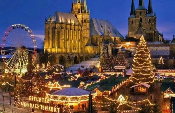 3. Erfurt, Almanya