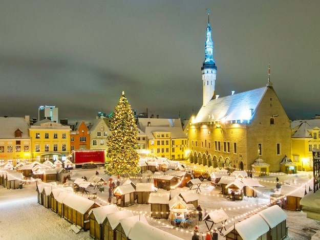5. Tallinn, Estonya