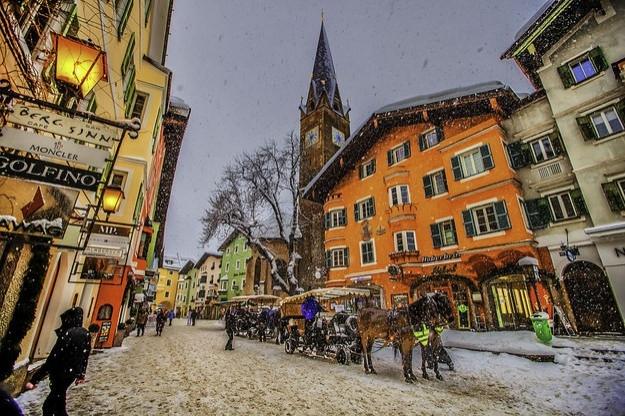 9. Kitzbühel, Avusturya