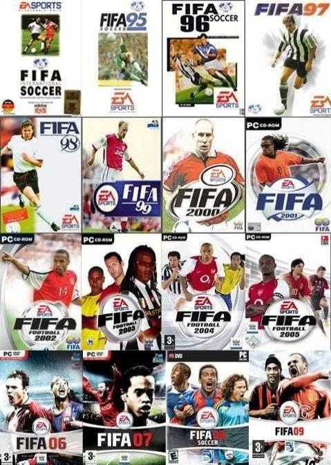 Fifa Oyununun Geçmişten Günümüze Tarihçesi