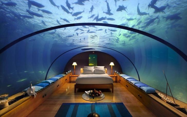 6. Maldivler - Rangali Adası