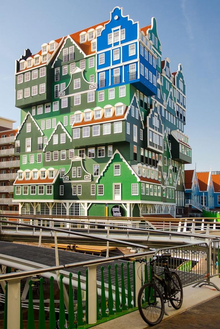 11. Zaan Inn Oteli - Hollanda