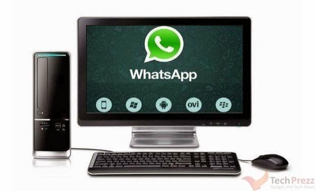 Whatsapp Artık Bilgisayarda!