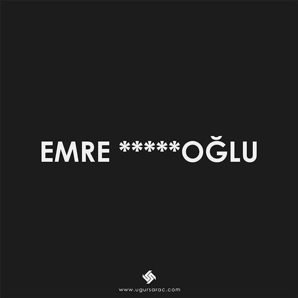 Türk Ünlülerin Tipografi İle Karakter Analizi