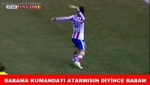 Arda Turan Hakeme Ayakkabısını Fırlattı, Ortalık Karıştı!