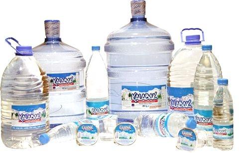 Şehir dışına taşınan herkesin pet şişeleri çantalarına doldurup yanlarında götürdüğü Kalabak suyu ile başlayalım... Bu suya alışanlar başka suyu kolay kolay içemez!