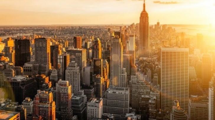 4.  New York Binaları - Amerika Birleşik Devletleri