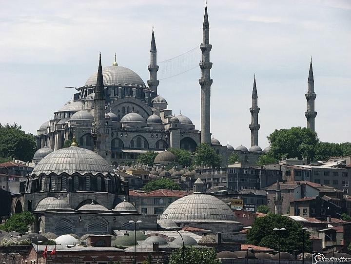 2. Rüstem Paşa Camii - İstanbul