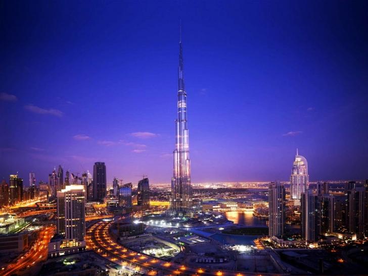 1. Burç Halife - Birleşik Arap Emirlikleri