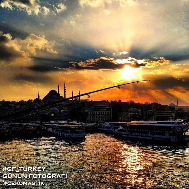 3. İstanbul'un huzur fotoğrafları