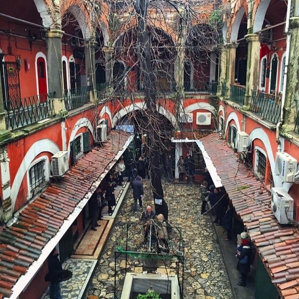 7. Eski İstanbul'u görmek isteyenlere