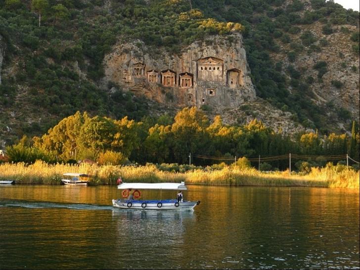 Alman Turistlerin Türkiye'de En Çok Ziyaret Ettiği 8 Tatil Bölgesi
