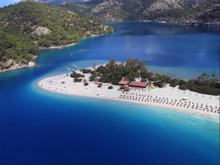 Türkiye'nin En İyi 7 Sahili