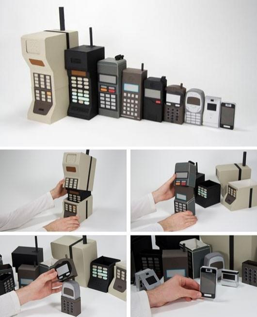 21 Fotoğrafta Cep Telefonlarının Evrim Hikayesi
