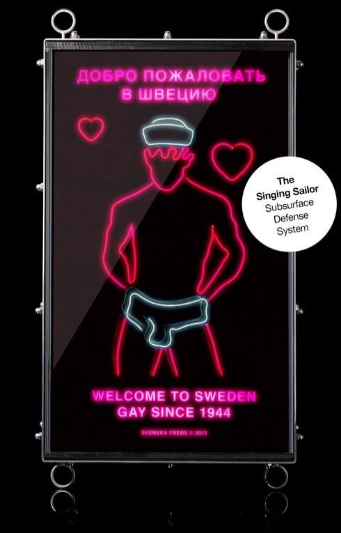 İsveç'in Yeni Savunma Stratejisi Dansçı Gay Denizciler