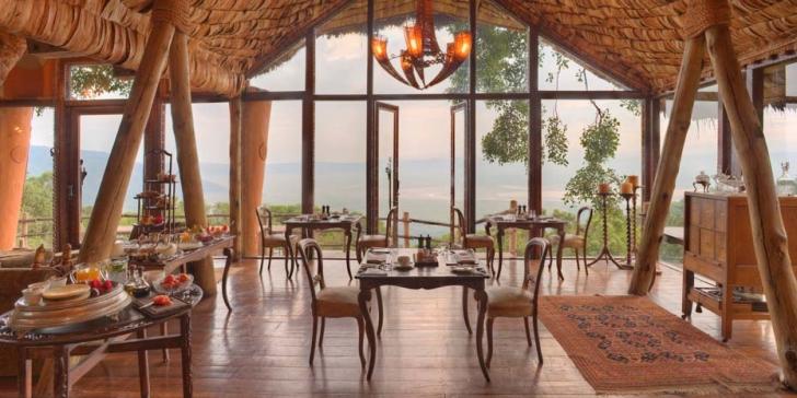 Beyond Ngorongoro Crater Lodge- Tanzanya