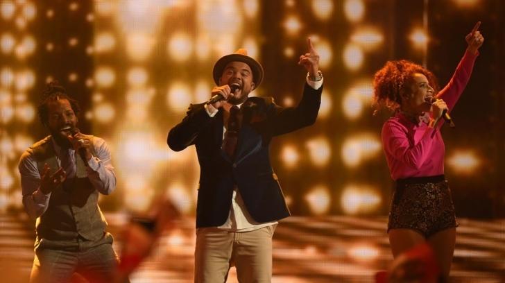 Avustralyalı Guy Sebastian'ın Eurovision Performansı Çok Konuşuluyor!