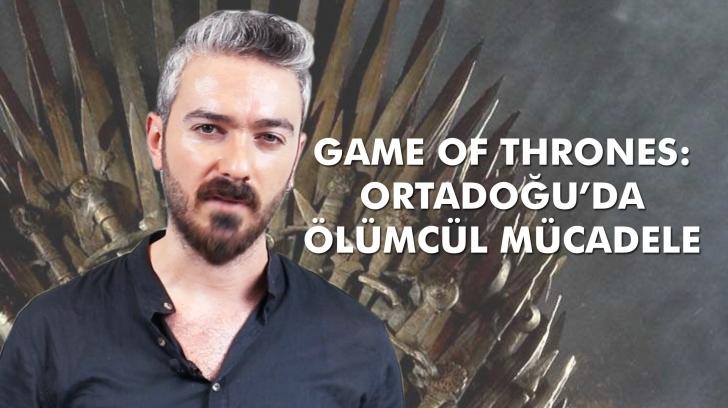 Game Of Thrones: Ortadoğu'da Ölümcül Mücadele