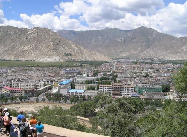 Lhasa - 3658 metre