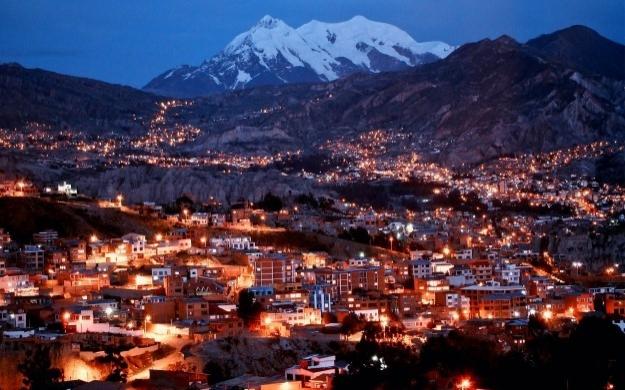 La Paz - 3640 metre