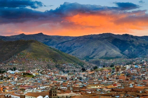 Cusco - 3399 metre