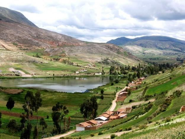 Huancayo - 3052 metre