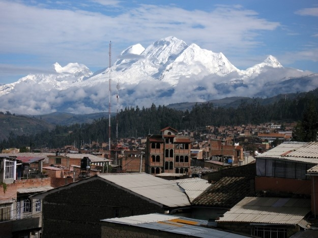 Huaraz - 3050 metre