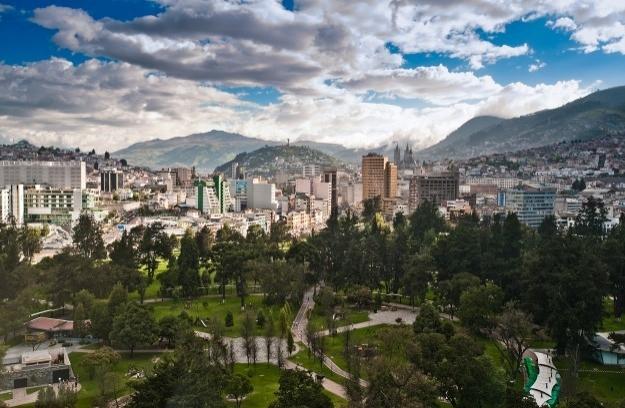Quito - 2850 metre