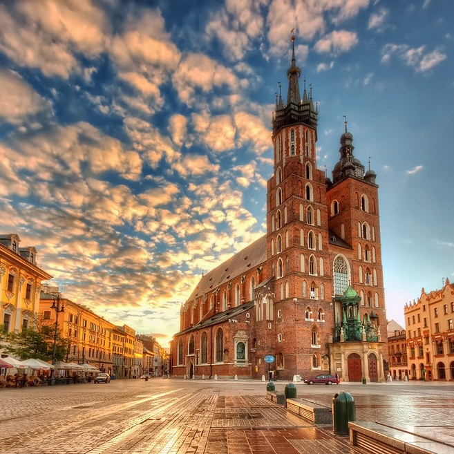 11. Krakow (Polonya)
