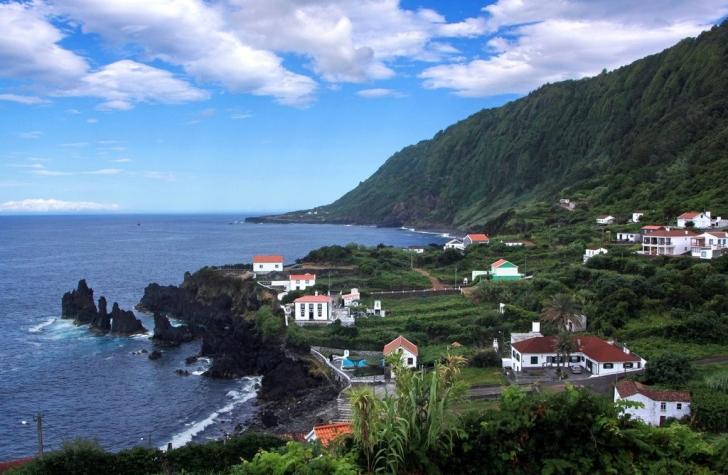 6. Azorlar (Portekiz)